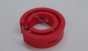 Spiegel (シュピーゲル) PCBショックアブソーバーラバー (12mm/15mm/23mm/27mm/35mm/47mm)